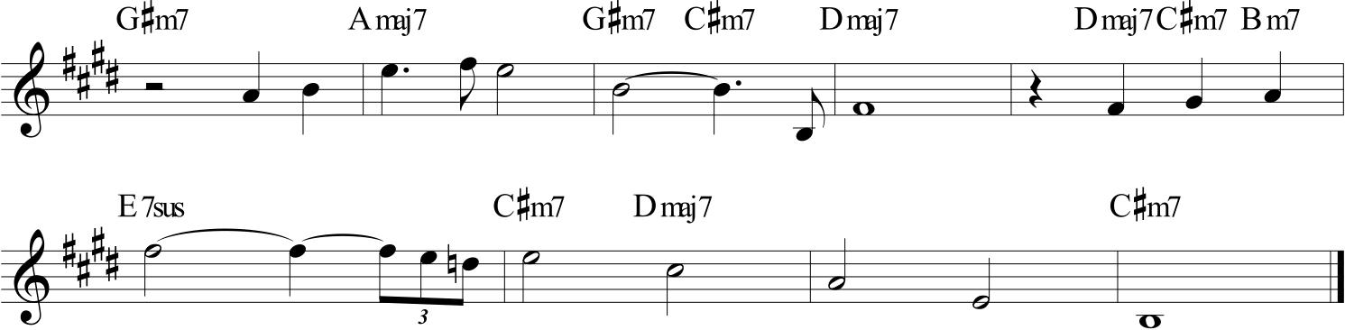 In a Silent Way, Joe Zawinul  - fine del brano
