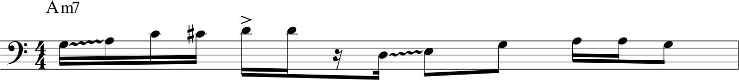 La linea di basso suonata da Jaco Pastorius su Kuru