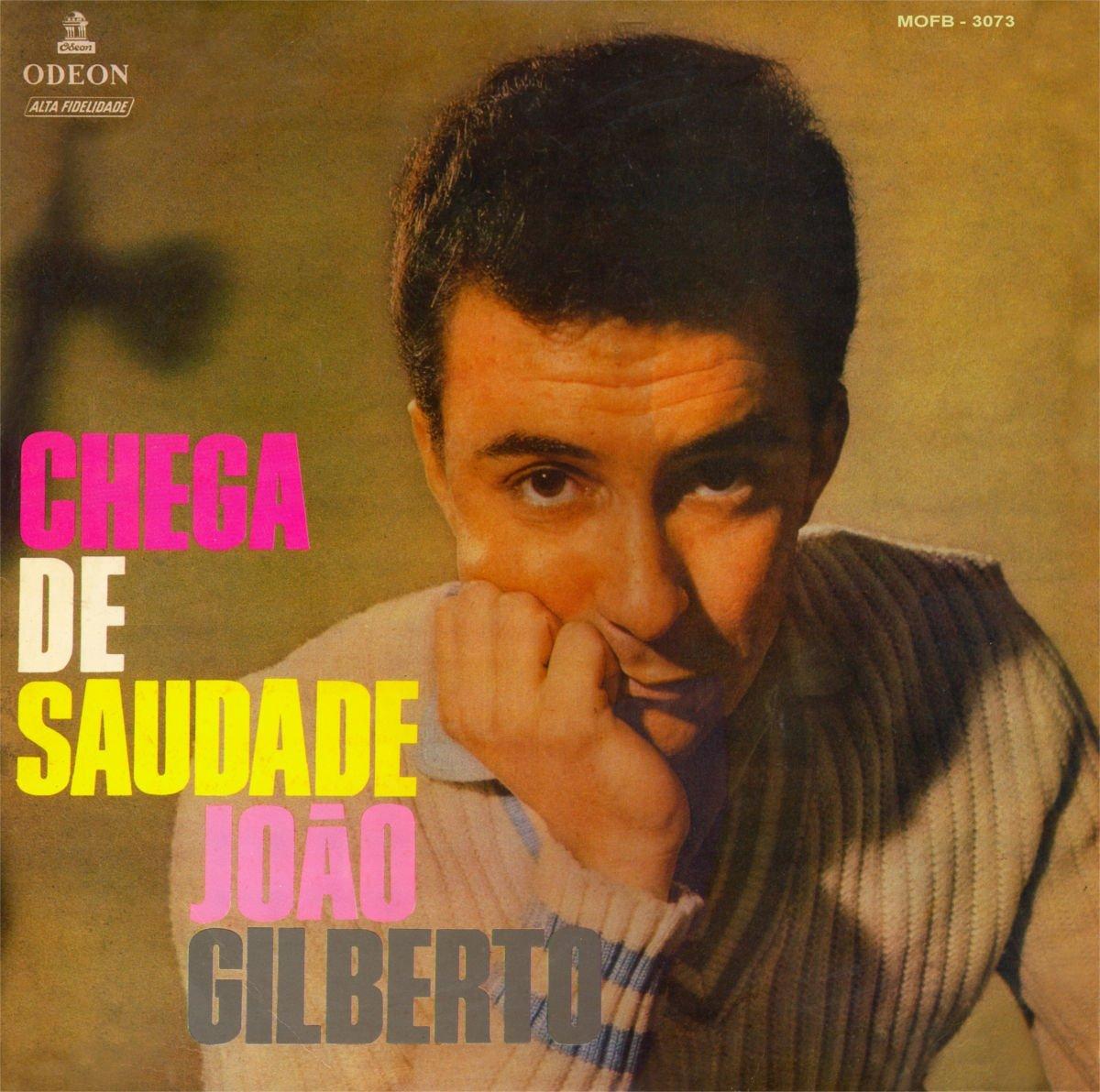 Joao Gilberto album cover