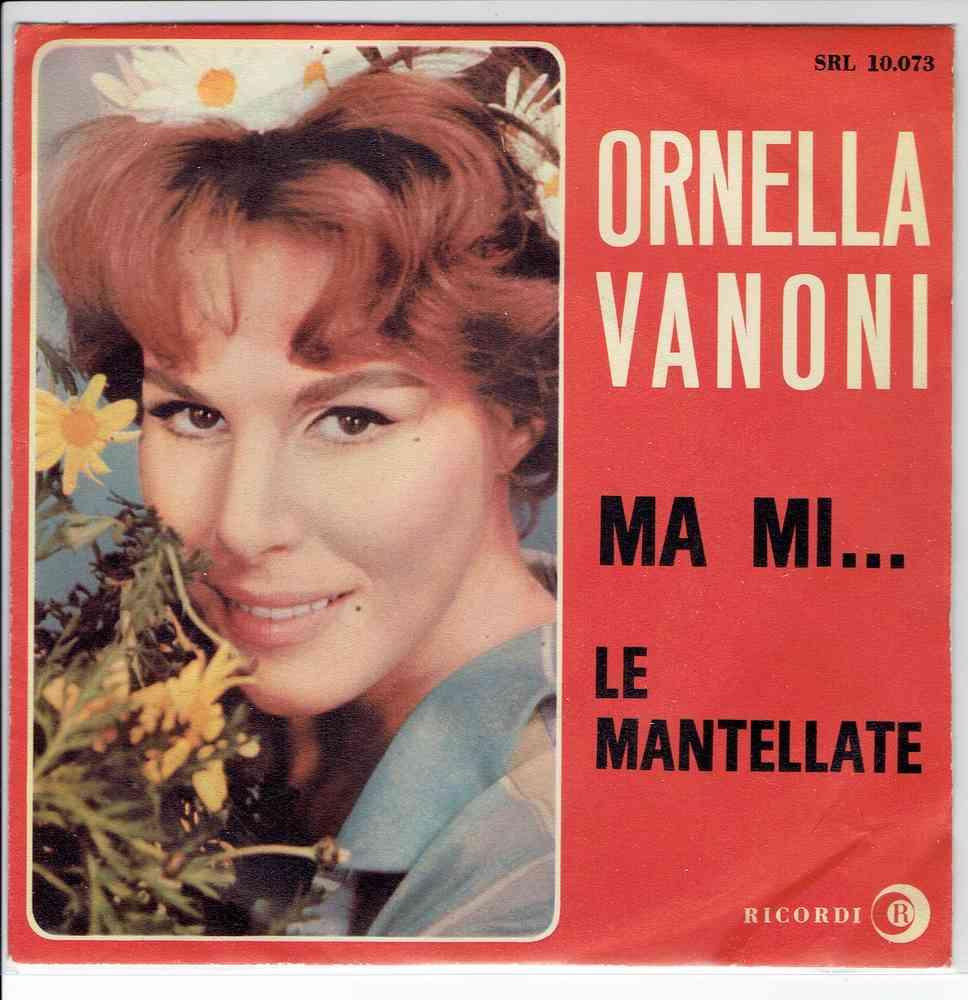 Ornella Vanoni fu la prima a registrare Ma Mi di Giorgio Strehler
