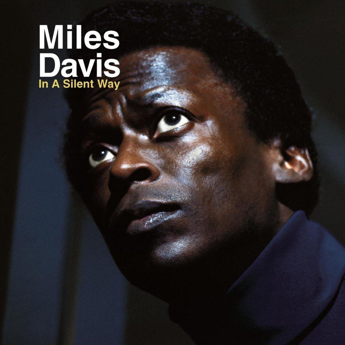 Miles Davis In A Silent Way Album Cover