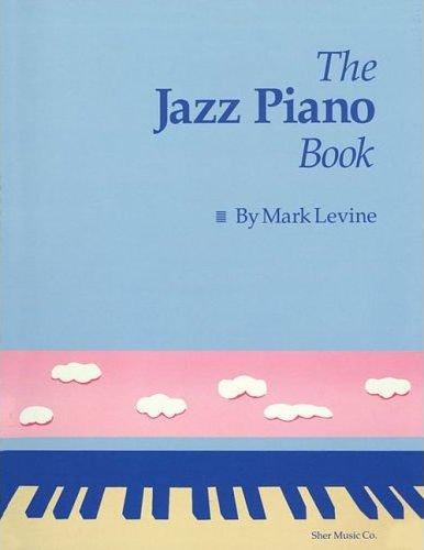 jazz piano book Mark Levine
