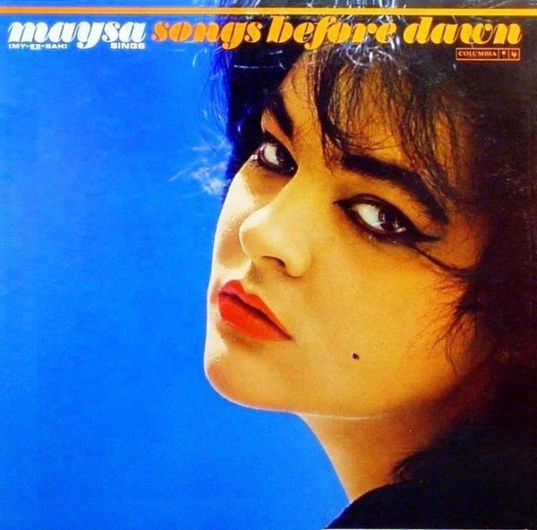 maysa - songs before dawn album cover