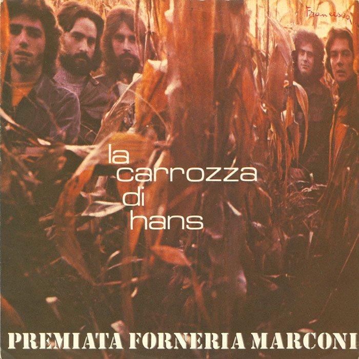 La copertina del singolo che, sul lato B, conteneva Impressioni di settembre