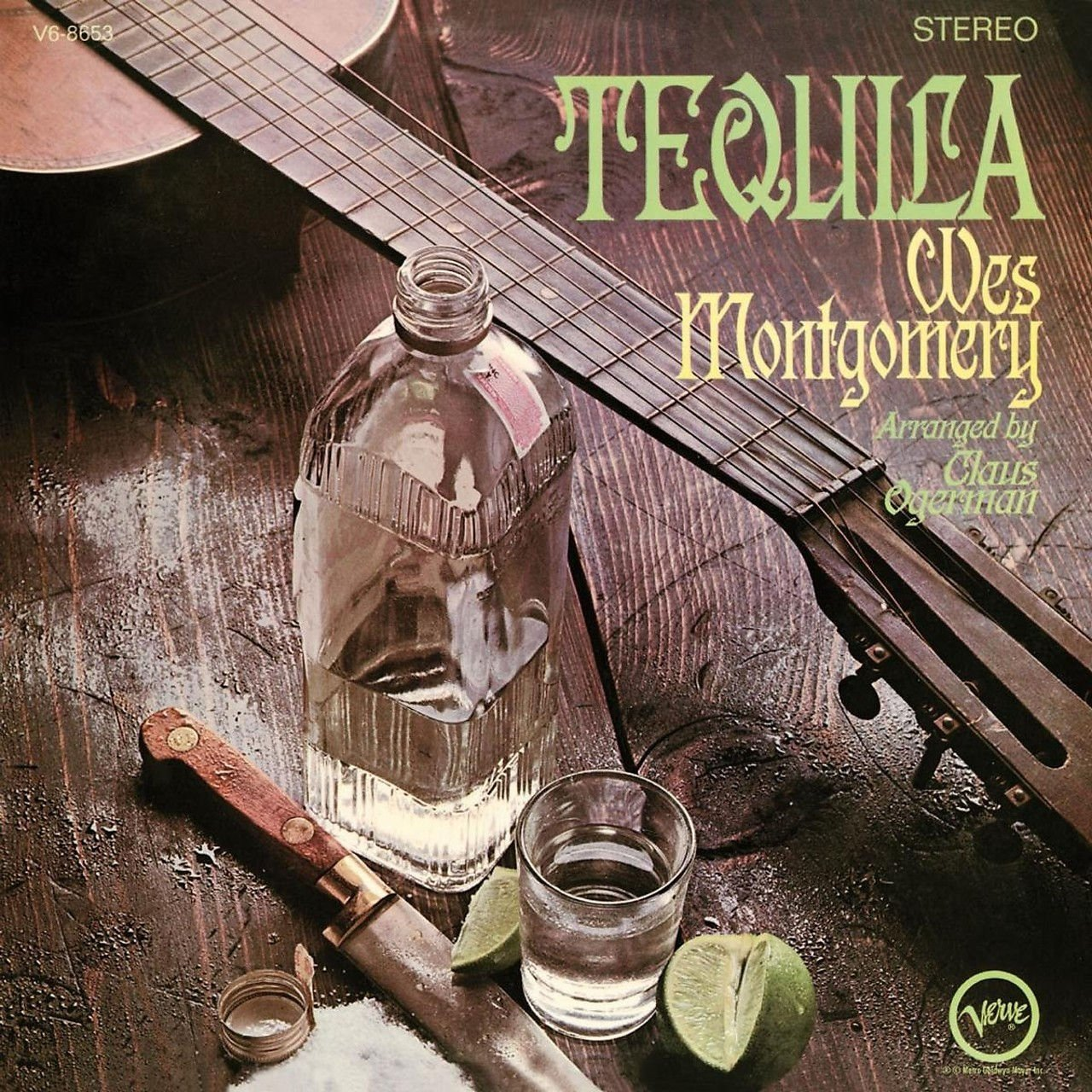 wes montgomery tequila album cover